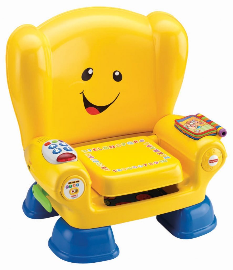Chaise Eveil Fisher Price