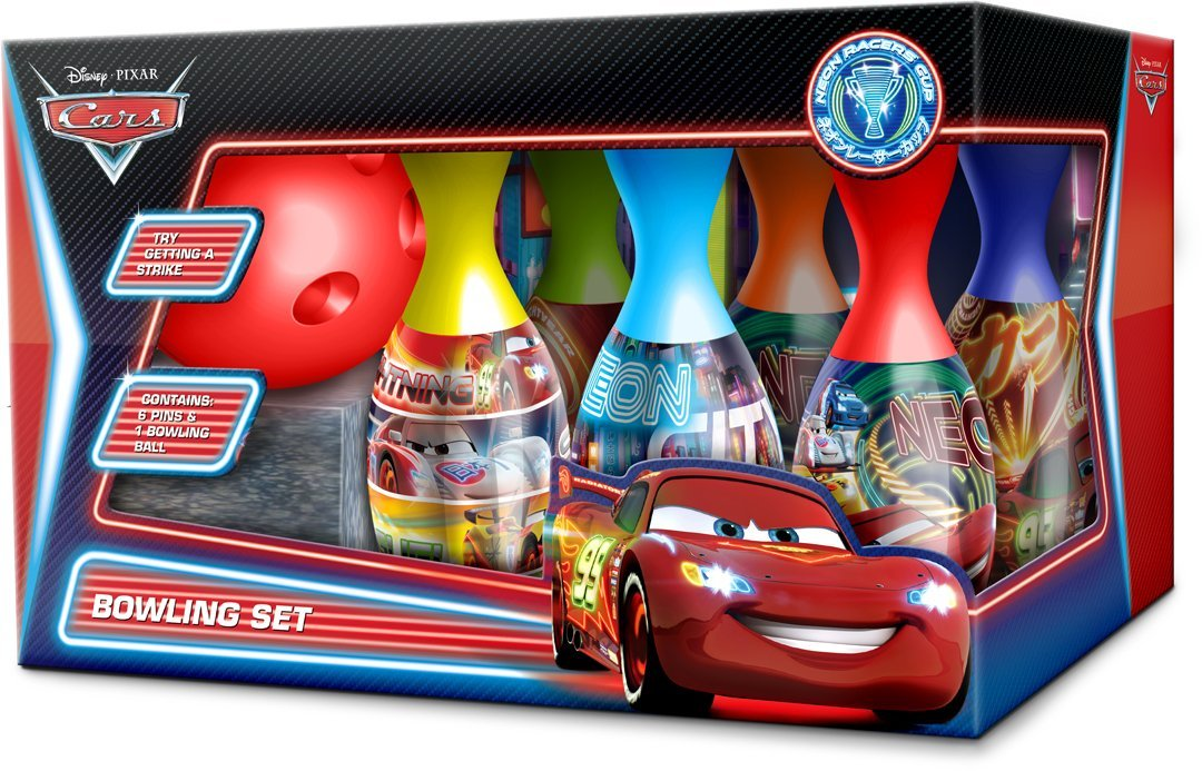 Jeu de Bowling Disney Cars