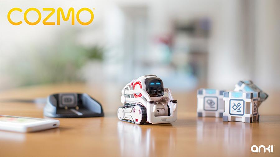 Cozmo, Petit Robot de Anki