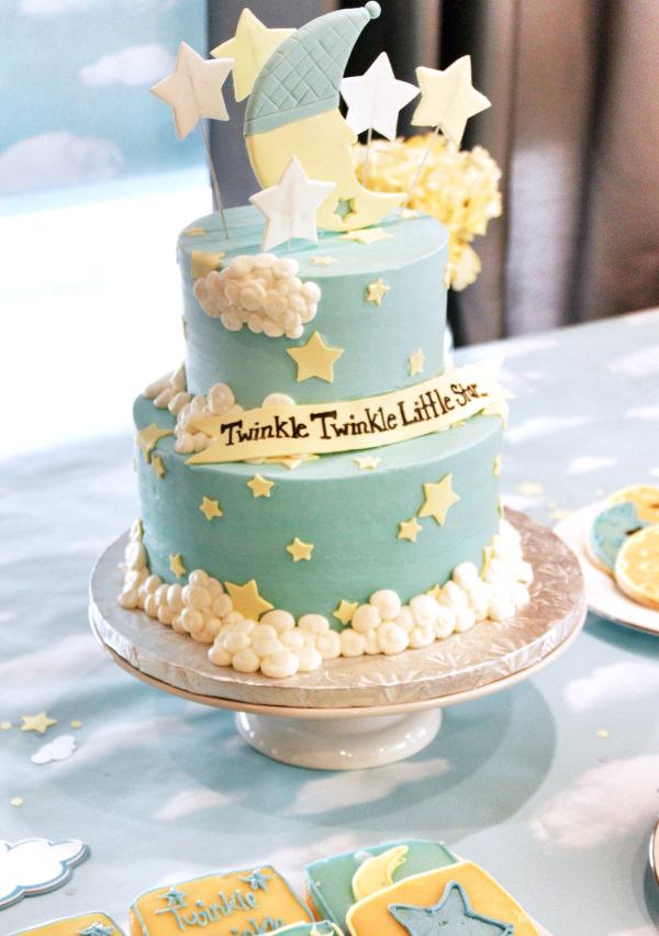 Gender Cake avec comptine