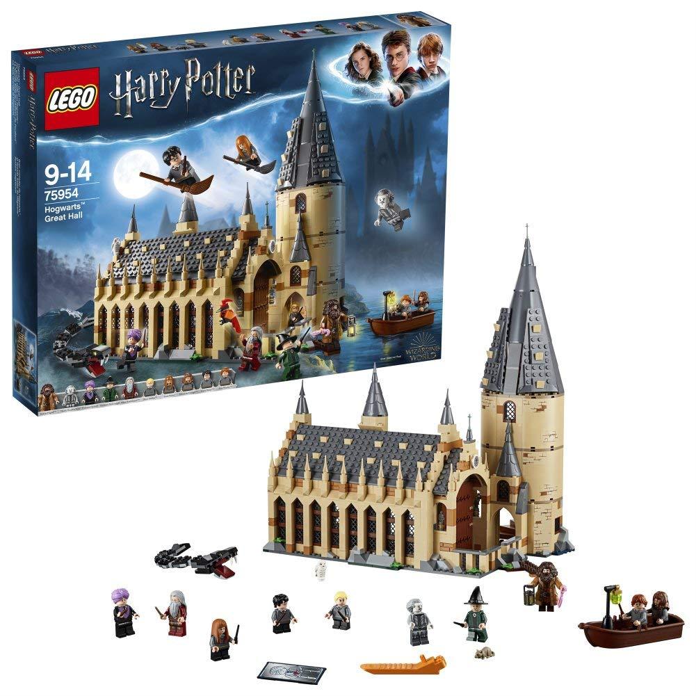 Lego Harry Potter : La Grande Salle du Chateau de Poudlard