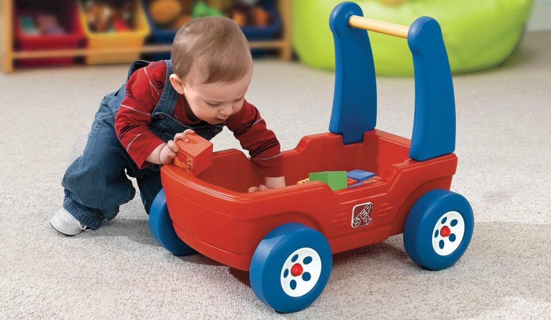 Meilleurs jouets et idées cadeaux pour un garçon de 1 an en 2018