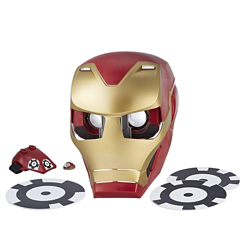 Casque Iron Man à Réalité Augmentée