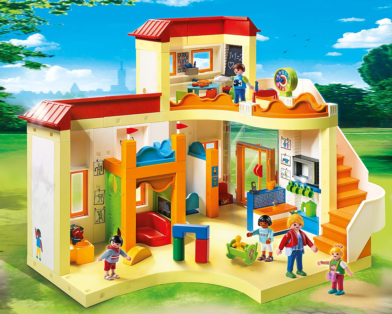 Garderie d'enfant Playmobil